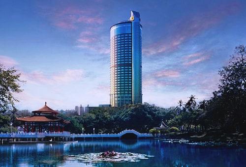 Shangri-La's Far Eastern Plaza Hotel Tainan