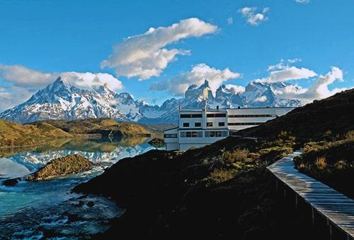 Torres del Paine Explora Patagonia Hotel Salto Chico