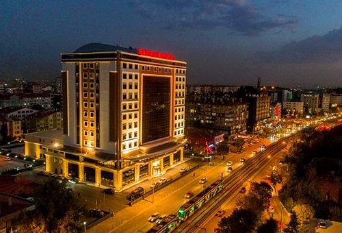 Bayir Diamond Hotel & Convention Center