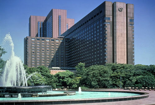 Ginza, Imperial Hotel Tokyo
