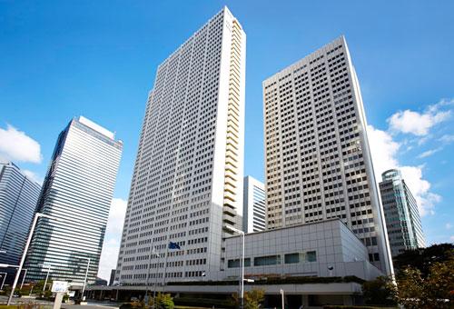 Shinjuku, Keio Plaza Hotel Tokyo