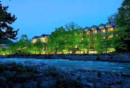 Oirase Keiryu Hotel