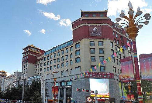 Tibet Qo Mo Lang Zong Hotel