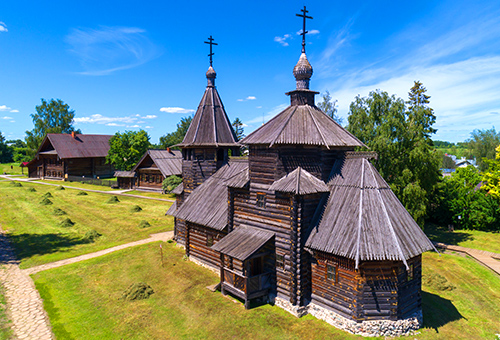 Museum of Wooden Architecture