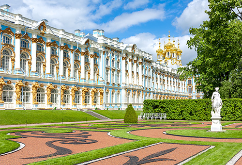 Catherine Palace and Gardens