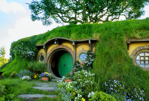 Matamata Hobbit Village