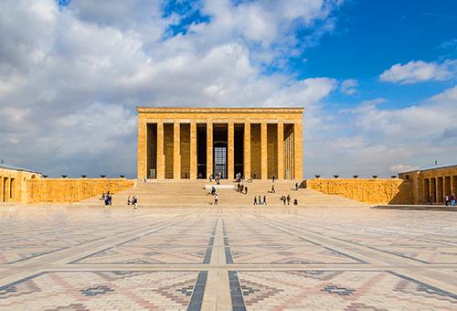 Anıt Kabir Museum