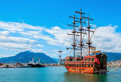 Antalya Cruise