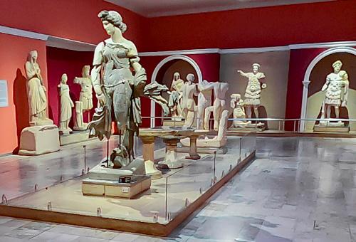 Turkey's Largest Antalya Museum