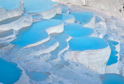 Thermal Pools of Pamukkale