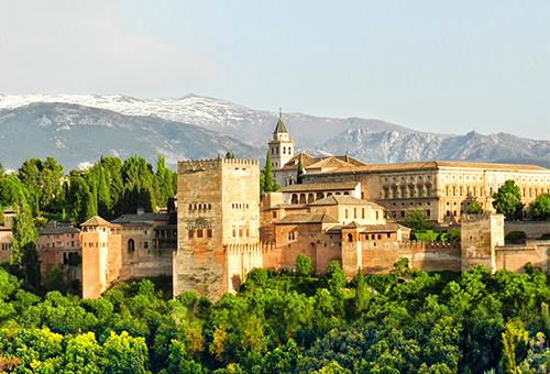 Explore the majestic Alhambra Palace