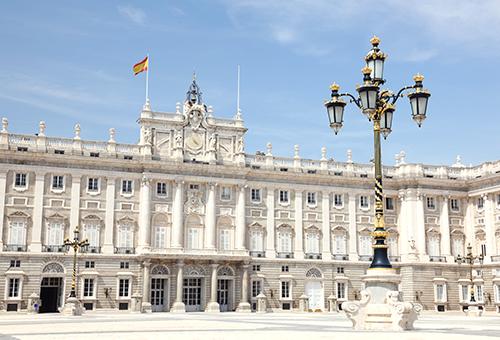 Visit Madrid's glorious Grand Palace