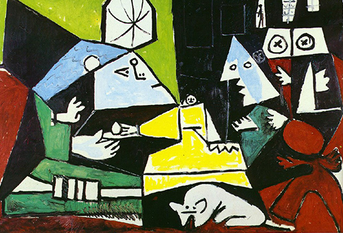 Be immersed in art at the Picasso Museum