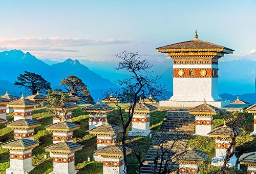 108 Stupa Memorial