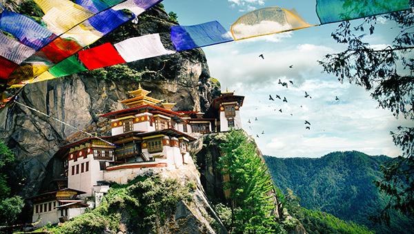 Nepal + Bhutan