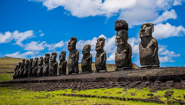 Chile + Easter Island