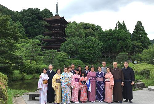 Ruriko Temple Pagoda