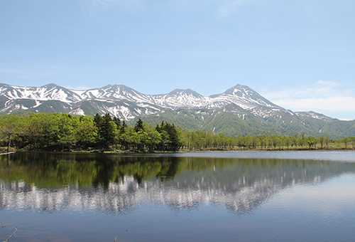 Five Lakes Hiking
