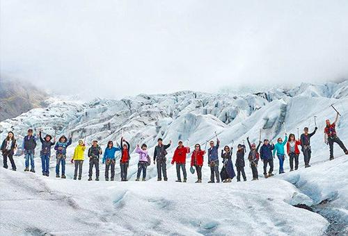 Vatnajokull National Park Glacier Hike