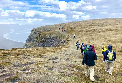 Cape Ingolfshofdi Tour