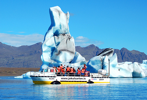 Jokulsarlon Lagoon Boat Tour