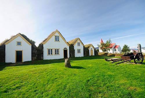 Glaumbaer Turf House