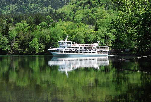 Akan Sightseeing Boat