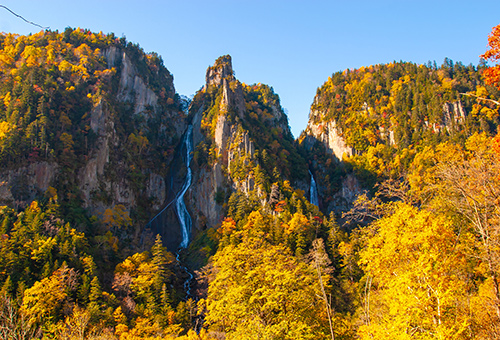Ginga & Ryusei Falls