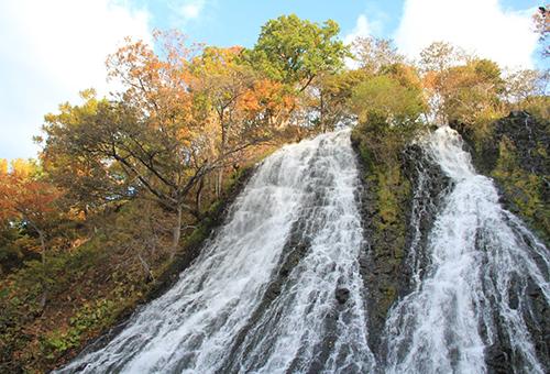 Ohshinkoshin Falls