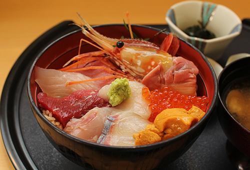 DIY Seafood Bowl