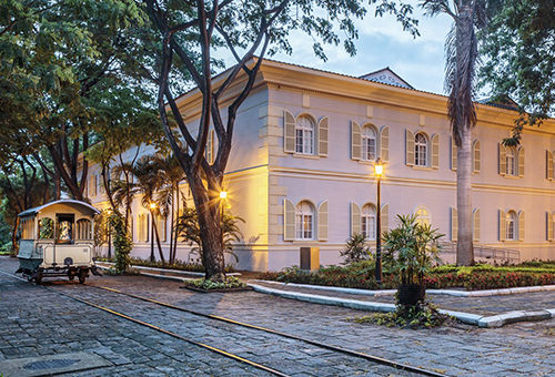 stay at Guayaquil's first boutique hotel