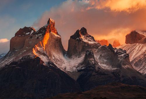 Explore Torres del Paine