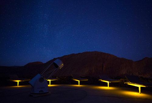 Atacama Desert stargazing